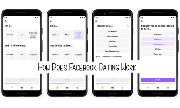 How Does Facebook Dating Work