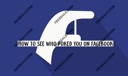 How To See Who Poked You On Facebook
