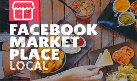 Local Online Marketplace Facebook