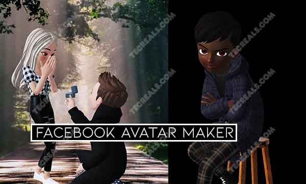 Facebook Avatar Maker – Facebook Avatar Special Customization | Facebook Avatar Creator