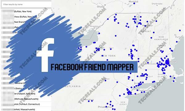 Facebook Friend Mapper – Facebook Friend Mapper Extension | Facebook Hidden Friends