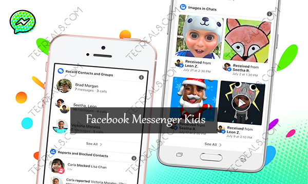 Facebook Messenger Kids – Facebook Messenger Kids App | Facebook Messenger for Kids