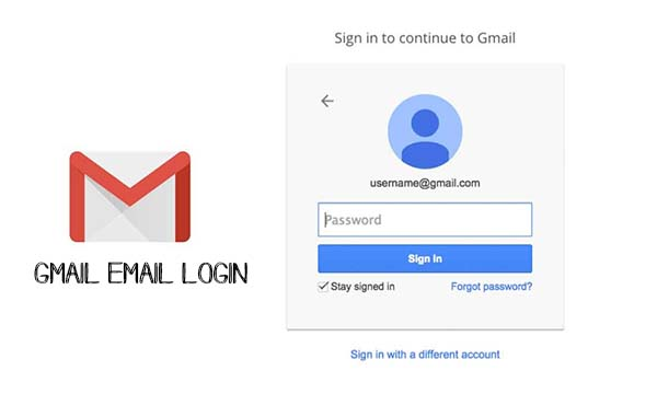 Gmail Email Login