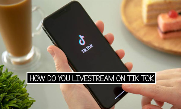 How Do You Livestream on Tik Tok
