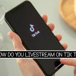 How Do You Livestream on Tik Tok