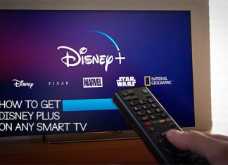 How to Get Disney Plus On Smart TV