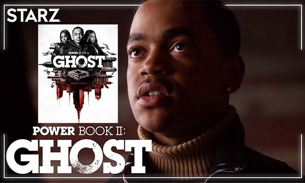Power Book 2 Ghost