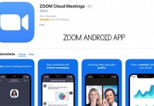 Zoom Android App