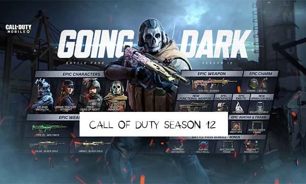 Call of Duty Season 12