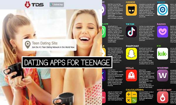 Dating Apps for Teenage
