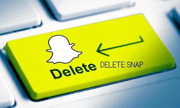 Delete Snap