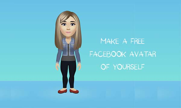 Make a Free Facebook Avatar of Yourself