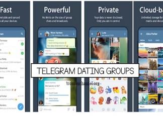 Telegram Dating Groups
