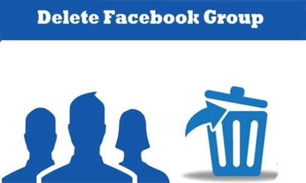 Delete Facebook Group - How to Delete a Group on Facebook   Facebook Group Delete