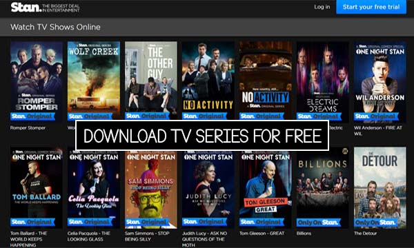 Download Tv Series For Free