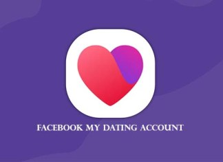 Facebook my Dating Account