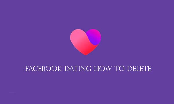 Facebook Dating How To Delete