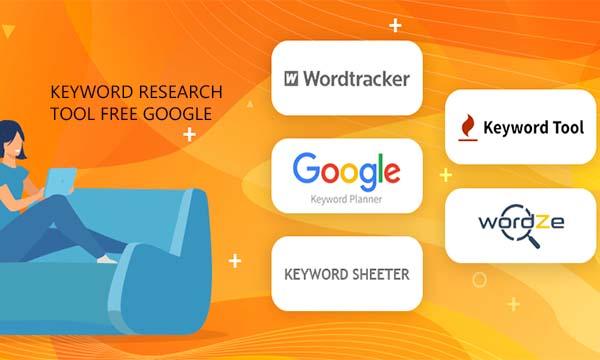 Keyword Research Tool Free Google