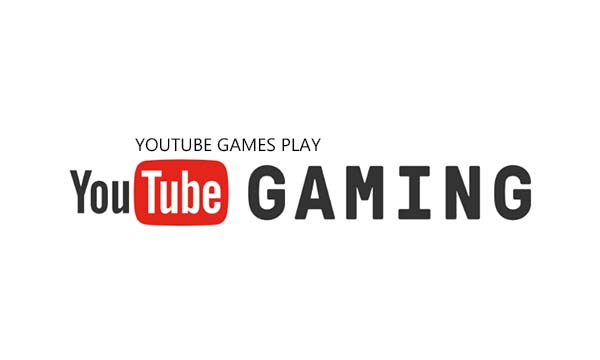 YouTube Games Play