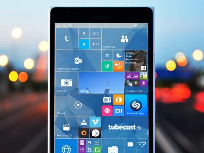 Windows-10-Update lumia 535