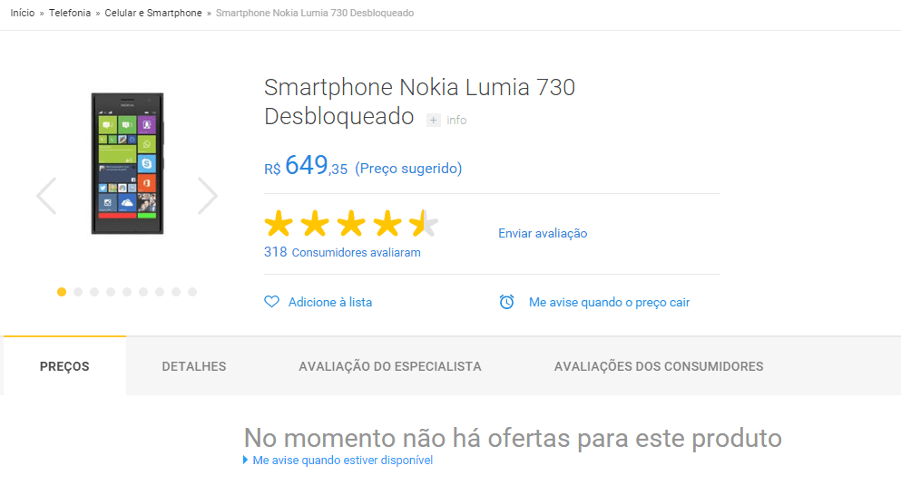 lumia7 rudy huyn destaca: windows phone está morto!