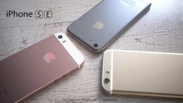 iPhone SE apple deve anunciar novo iphone se nesta segunda