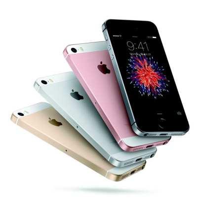 iPhone SE iphone se: mais barato, mais bonito e mais potente iPhone SE: Mais barato, mais bonito e mais potente iPhoneSE 4ColorFan PR US EN PRINT
