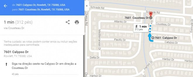 Google Maps erro no google maps causa demolição de casa errada