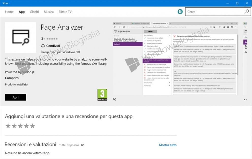 Microsoft Edge microsoft edge ganha sua primeira extensão na windows store