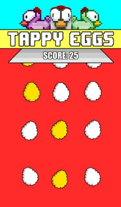 tappy eggs tappy eggs é um jogo viciante disponível para android