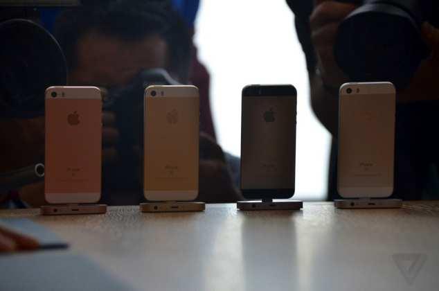 iPhone SE iphone se: mais barato, mais bonito e mais potente iPhone SE: Mais barato, mais bonito e mais potente verge 6