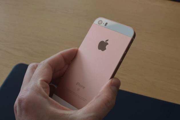 iPhone SE iphone se: mais barato, mais bonito e mais potente iPhone SE: Mais barato, mais bonito e mais potente verge 7