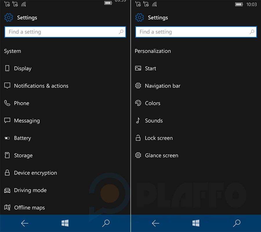 Windows 10 Mobile windows 10 mobile: build 14322 trás enxurrada de novidades