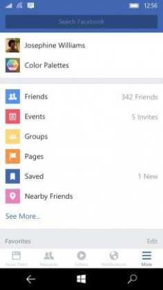 Windows 10 Mobile finalmente! windows 10 mobile recebe versão oficial do facebook com reações Finalmente! Windows 10 Mobile recebe versão oficial do Facebook com reações id177925