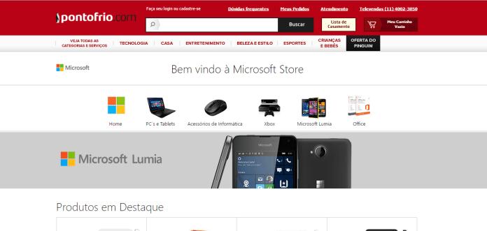 Lumia lumia 650 é divulgado na microsoft store