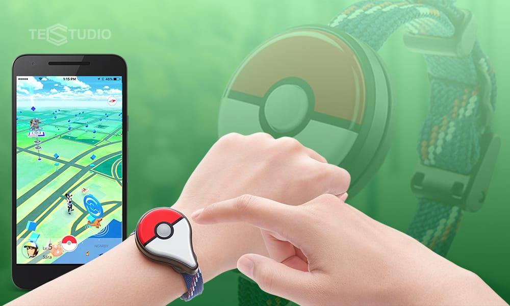 Pokémon Go Plus pokémon go plus: pulseira alertará pokémons próximos