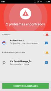 """Pokémon Go brasil tem mais de 120 mil ameaças de """"pokémon go"""" detectados pela psafe Brasil tem mais de 120 mil ameaças de """"Pokémon GO"""" detectados pela PSafe Screenshot 2016 08 22 13 57 55 com"""