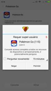 """Pokémon Go brasil tem mais de 120 mil ameaças de """"pokémon go"""" detectados pela psafe Brasil tem mais de 120 mil ameaças de """"Pokémon GO"""" detectados pela PSafe Screenshot 2016 08 22 14 16 51 eu"""