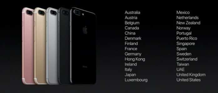 iPhone 7 iphone 7 e iphone 7 plus: saiba tudo sobre os novos smartphones da apple iPhone 7 e iPhone 7 Plus: Saiba tudo sobre os novos smartphones da Apple 07155210242767