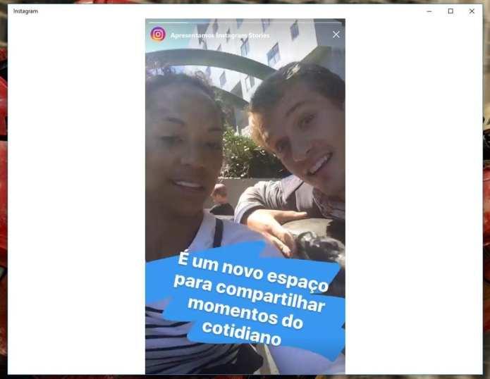 Instagram instagram chega oficialmente para computadores e tablets com windows 10 Instagram chega oficialmente para Computadores e Tablets com Windows 10 historias