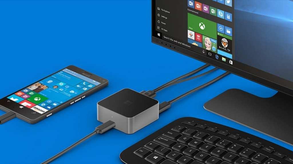 Continuum windows 10 mobile windows phone microsoft