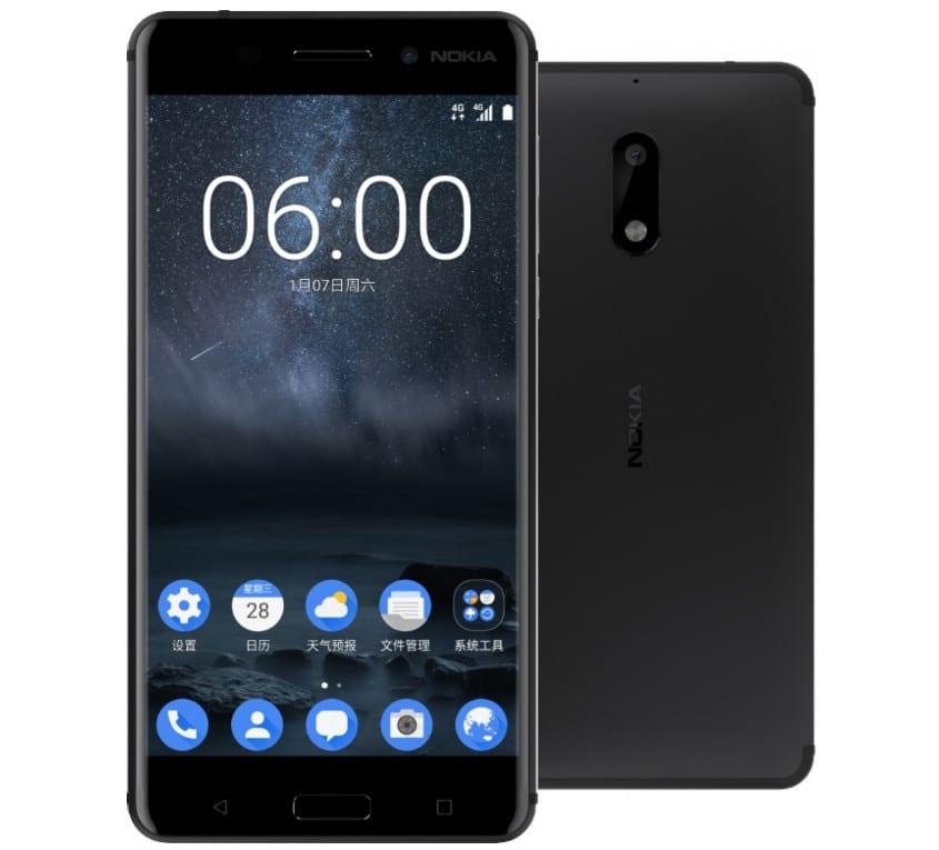 Nokia 6 nokia anuncia 'nokia 6': o primeiro smartphone com android 7.0 da fabricante