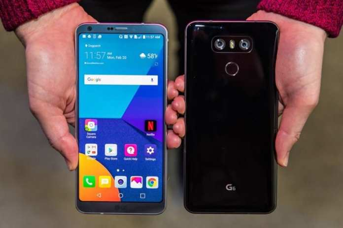 LG G6 descubra o novo lg g6: tudo sobre o novo smartphone da lg Descubra o novo LG G6: Tudo sobre o novo Smartphone da LG 26100535539059