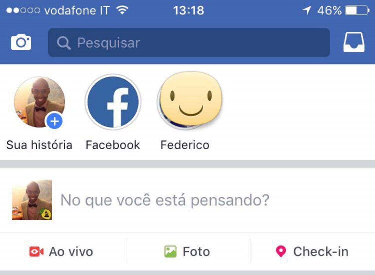 Facebook Stories facebook pode 'disseminar' snapchat com novo recurso