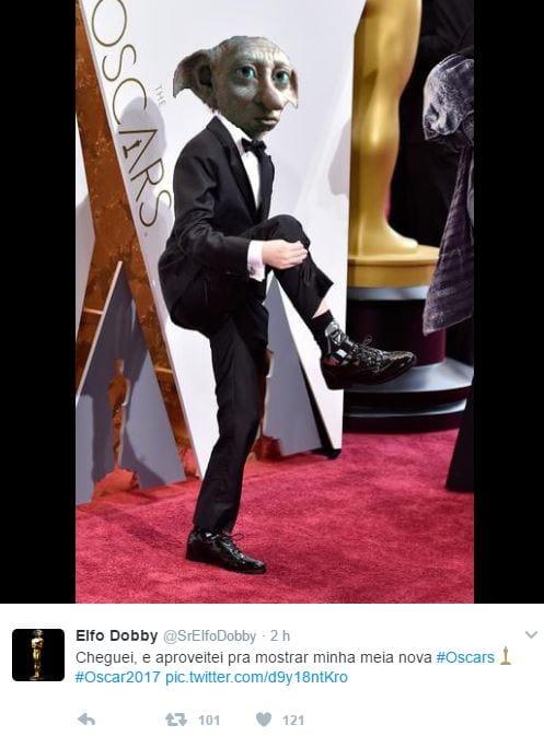 Memes Oscar 2017 memes oscar 2017: os melhores memes da maior premiação do cinema Memes Oscar 2017: Os melhores memes da maior premiação do Cinema dobby