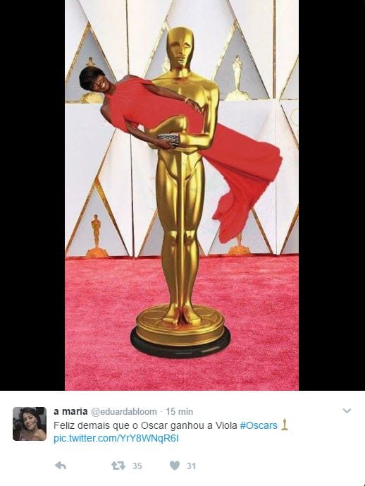 Memes Oscar 2017 memes oscar 2017: os melhores memes da maior premiação do cinema Memes Oscar 2017: Os melhores memes da maior premiação do Cinema memeViolaOscar