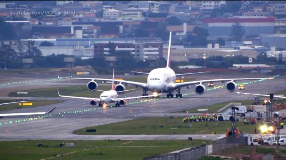 Airbus A380 airbus a380: maior avião comercial do mundo começa a operar no brasil