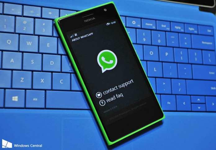 Windows 10 Mobile suporte do whatsapp ao windows phone chega ao fim e aplicativo deixará de funcionar Suporte do WhatsApp ao Windows Phone chega ao fim e aplicativo deixará de funcionar whatsapp para windows phone 1024x715