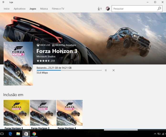 Forza Horizon 3 corre! forza horizon 3 está disponível gratuitamente na windows store Corre! Forza Horizon 3 está disponível gratuitamente na Windows Store forza2