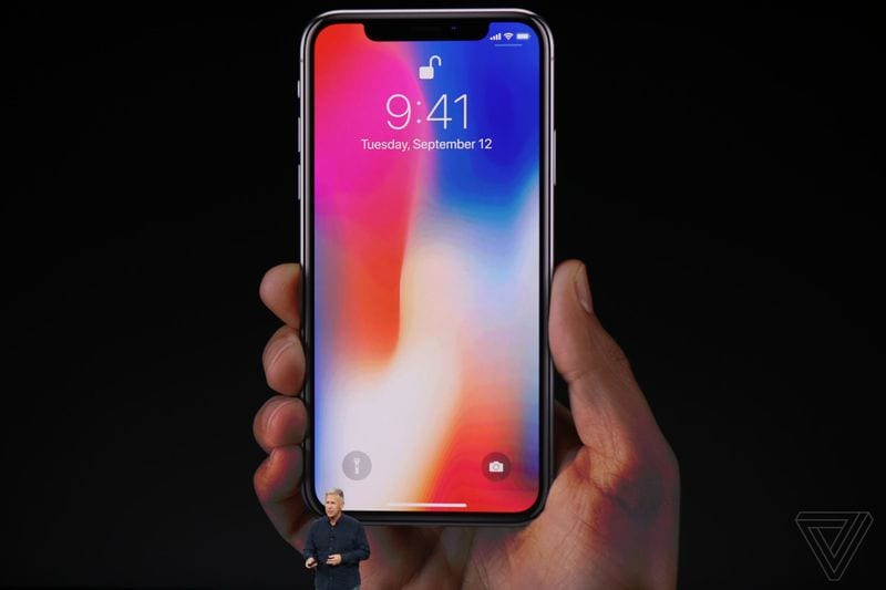 iPhone X com traseira de vidro e tela oled, apple anuncia os novos iphone 8, iphone 8 plus e iphone x